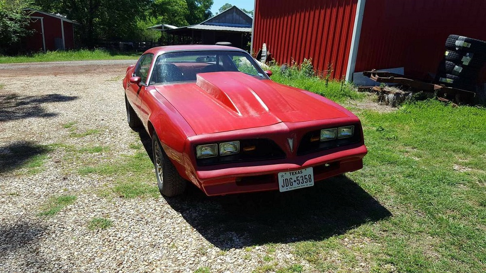 Craigslist Either/Or: Vortec-Swapped Firebird or LS-Swapped El