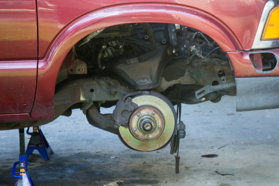 chevy s10 performance suspension