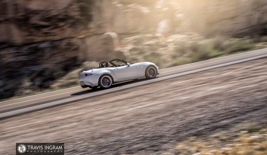 LS1tech.com LS3 Miata ND Flyin' Miata Swap Review Exclusive
