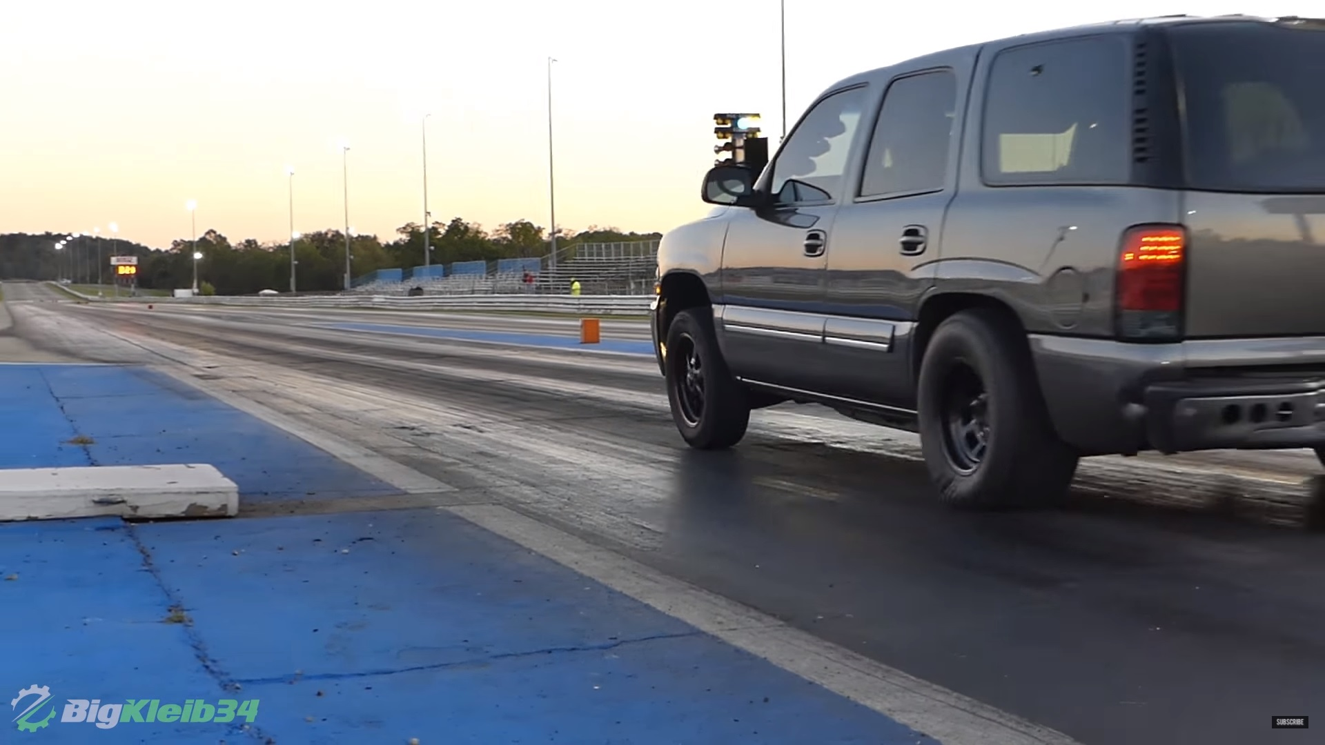 This 900-horsepower Turbocharged Chevy Tahoe Launches With Enough Force To  Tear The Earth In Half - LS1Tech.com