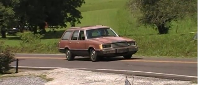 1983 Ford LTD Wagon