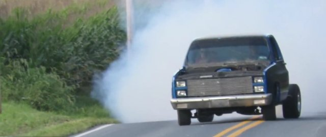 1981 C10 with LS Power