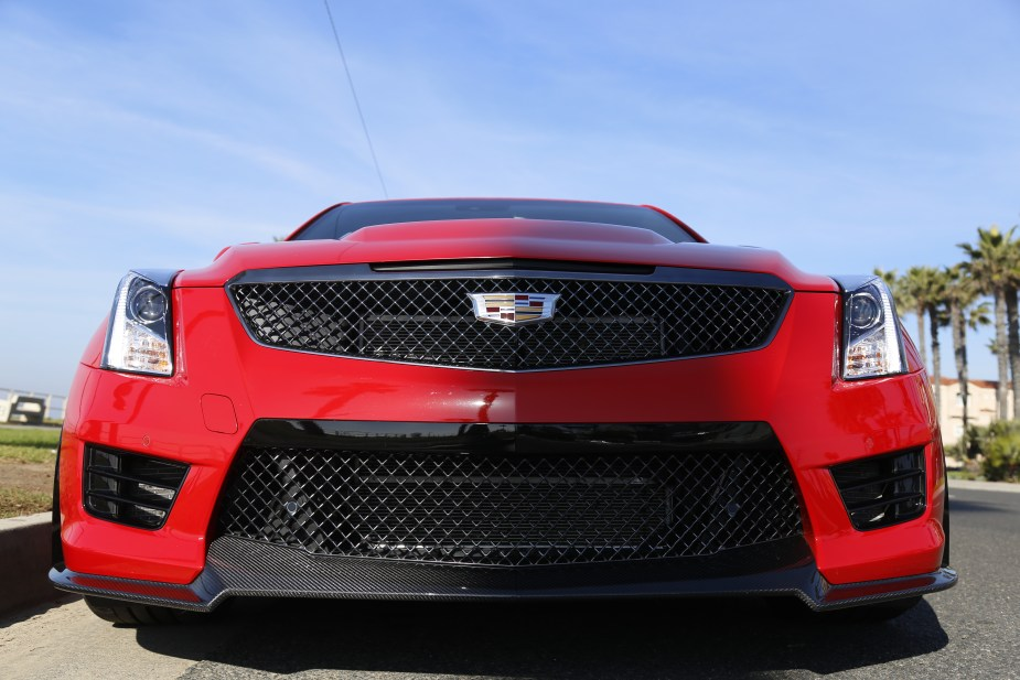 LS1tech.com Cadillac ATS-V Review Coming Monday