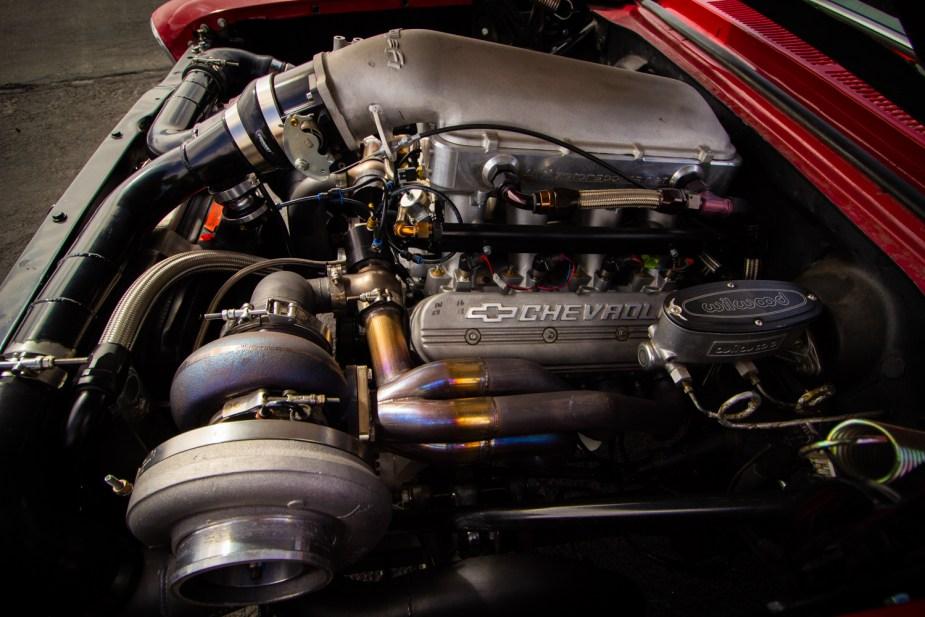 Wayne Darby 1966 Chevy II A Super Nova LS1tech.com