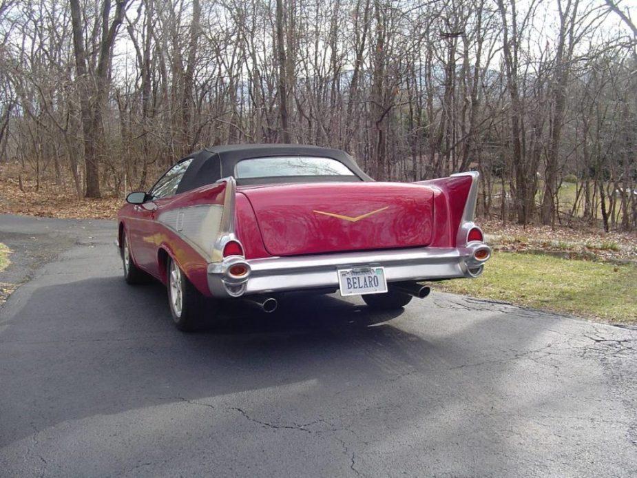 Camaro '57 Chevy Belaro