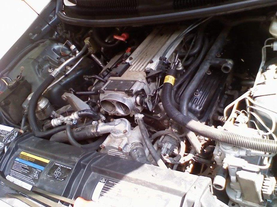 Camaro LT1 Front