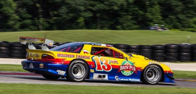 Chevrolet Camaro GT1 Race Car LS1tech.com
