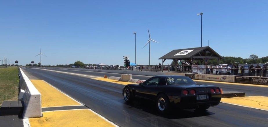 C5 Corvette Z06 Single Pass