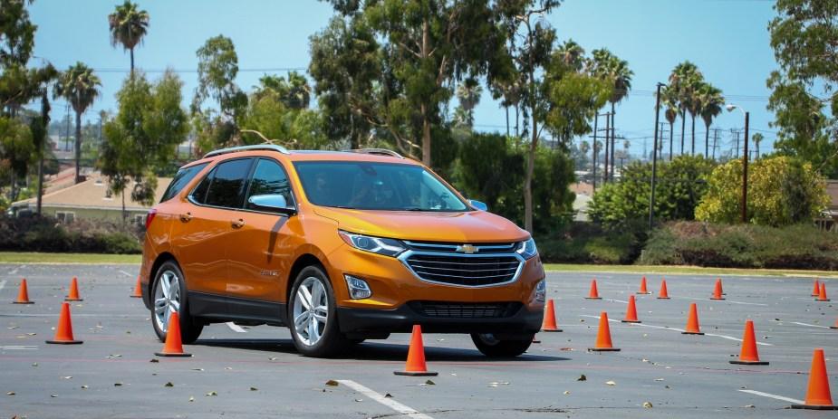 Chevrolet Drowsy Driving Simulator Experience LS1tech.com