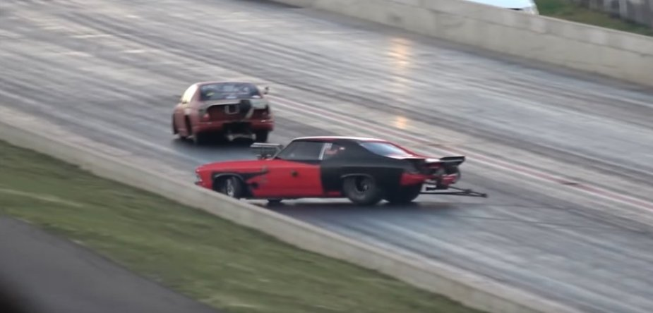 Chevelle Hits Second Wall