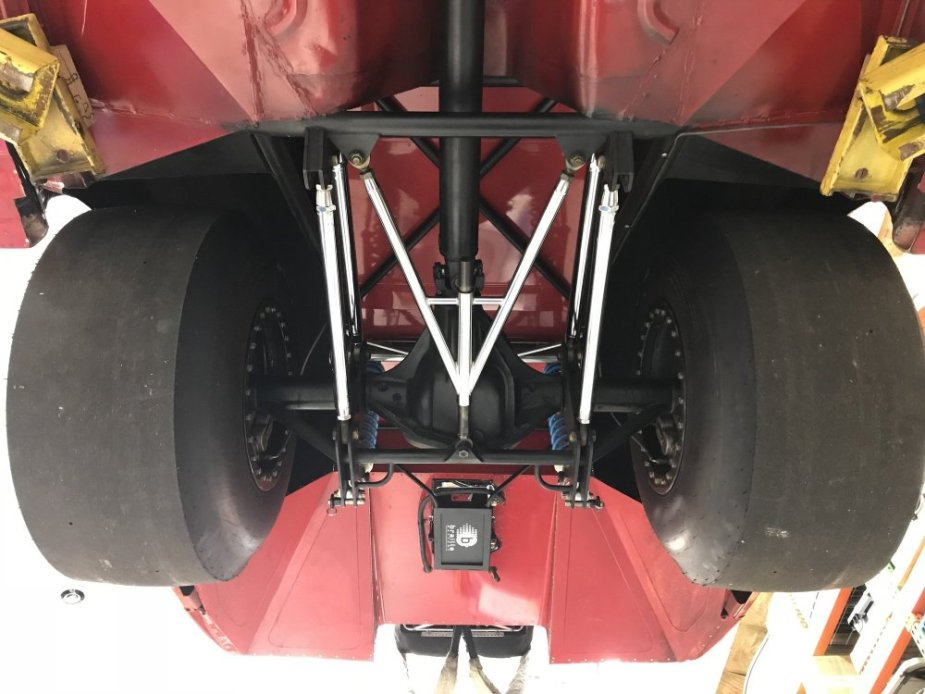 Camaro Undercarriage