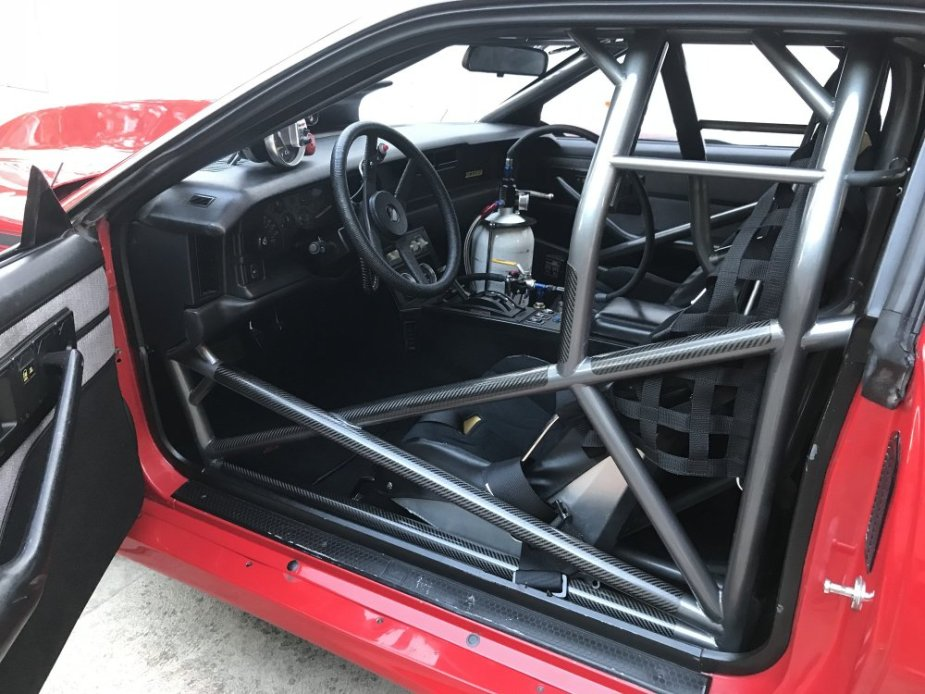 Camaro Cage