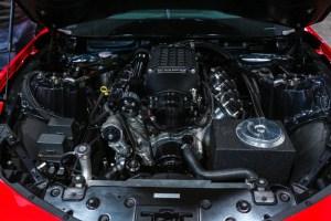 Magnuson Superchargers COPO Camaro