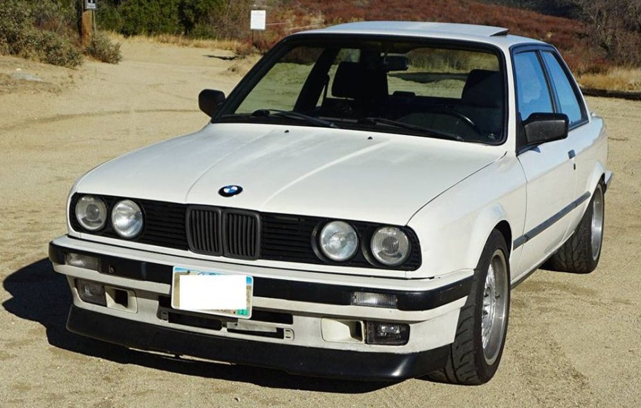 LS1-Powered 1991 BMW 318is