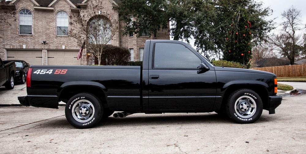 1990 Chevrolet 454 SS exterior side - LS1Tech com