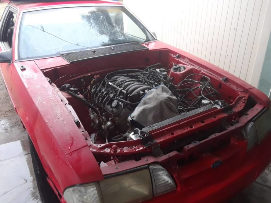 Offend Ford Fan Boys With This Ls Powered Foxbody Mustang Ls1tech Com