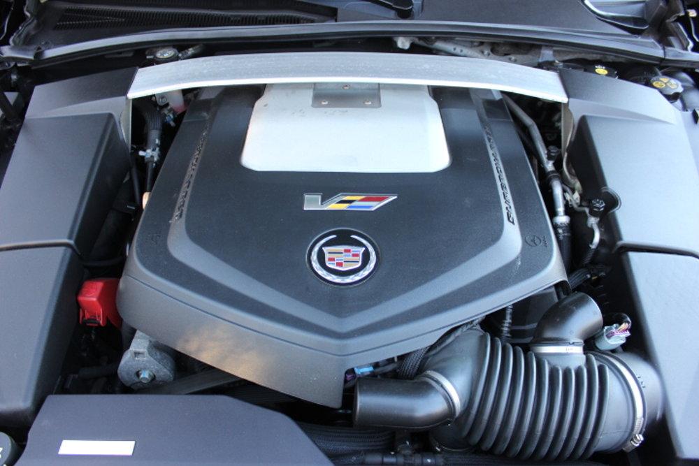 2012 Cadillac CTS-V LSA Engine