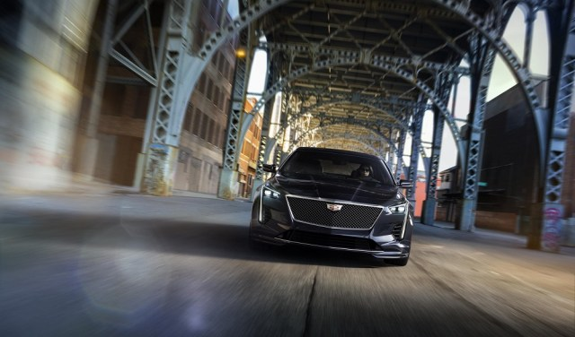 2019 Cadillac CT6-V Blackwing V8