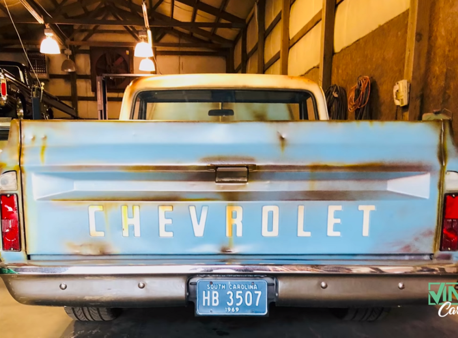 ls1tech.com Rob Pitts aka Rabbit Sells a Custom Chevrolet C10 Quickly