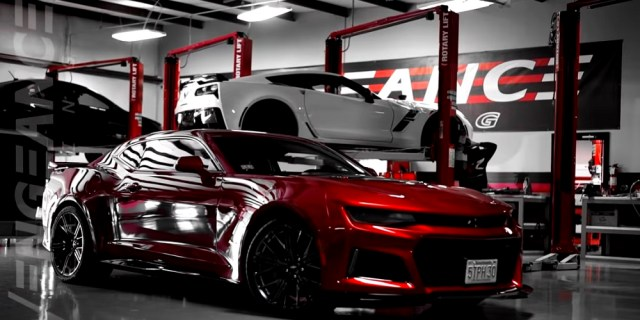 Vengeance Racing Camaro ZL1 Makes 760 RWHP Stock Supercharger