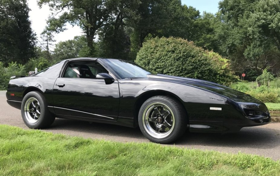 LQ4-Powered 1991 Pontiac Firebird Side