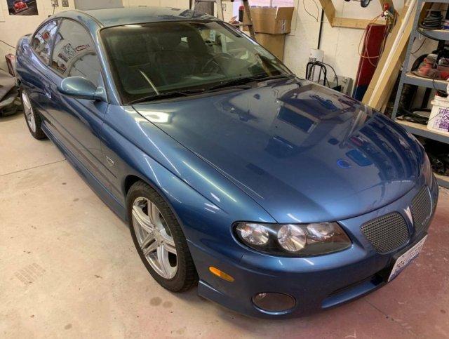 2004 Pontiac GTO Front