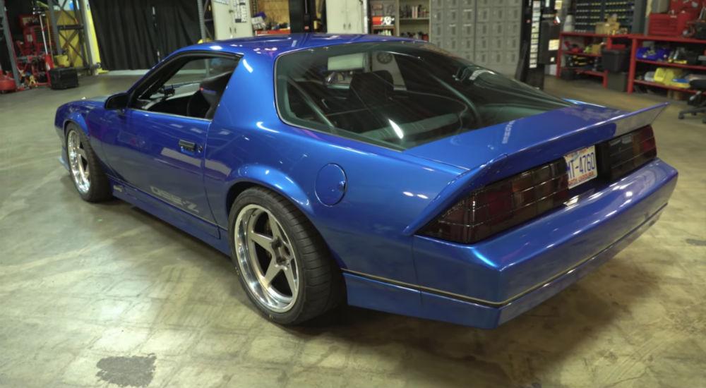 Detroit Speed Camaro
