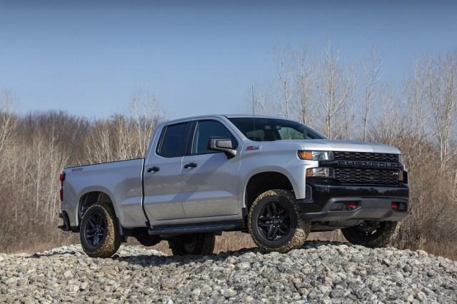 2020 Chevrolet Silverado Updates