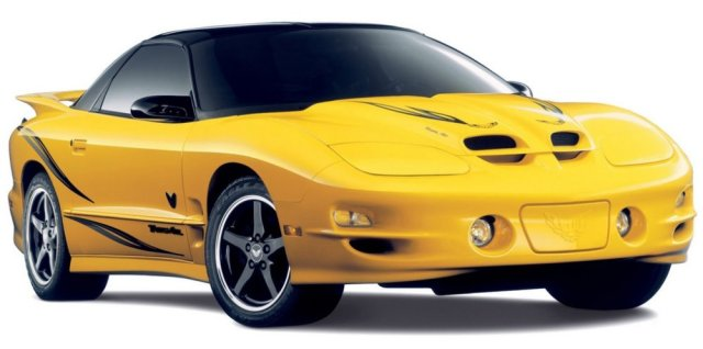 2002 Pontiac Trans Am Collectors Edition