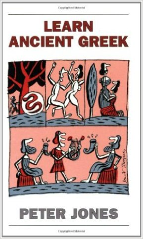 Learn Ancient Greek book cover