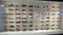 roman-leather-sandals-on-display-at-vindolanda