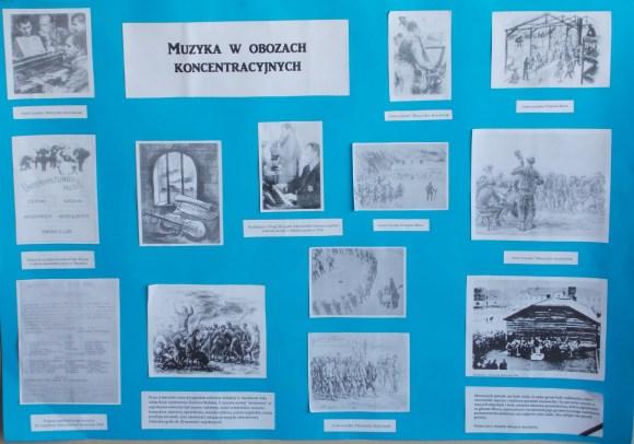 Music in Concentrations Camps; prisoner; Małgorzata Głuchowska
