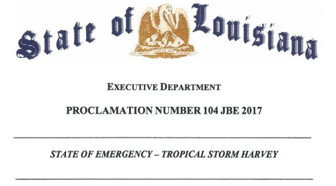 Surge Response Policy During a Disaster Declaration