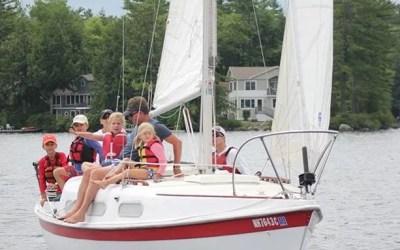 6th Annual Lake Sunapee Sailing Day