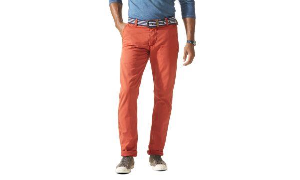 Pantalon chino Dockers Ketshup