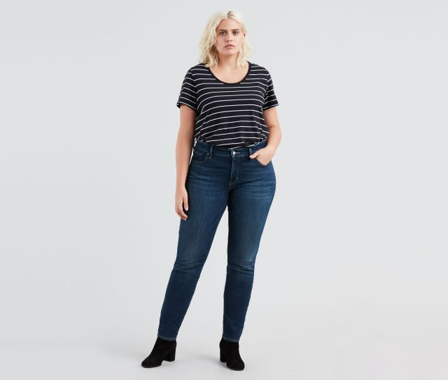 311 Shaping Skinny Jeans Plus Size