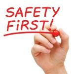 Safety first – Vertrauen ist gut