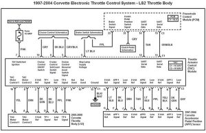 GM Gen III LS PCMECM: Electronic Throttle Equipment Guide