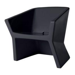 Fauteuil Exofa noir