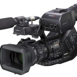 Caméra de reportage
