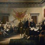 Declaration of Independence karya John Trumbull