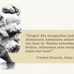 Nietzsche dan Sabda Zarathustra
