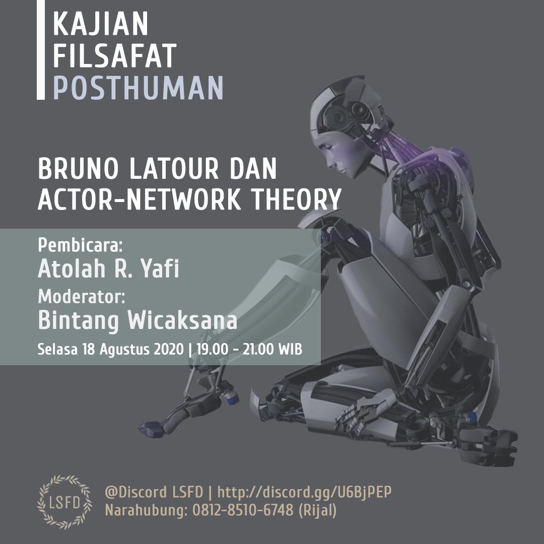 diskusi posthuman
