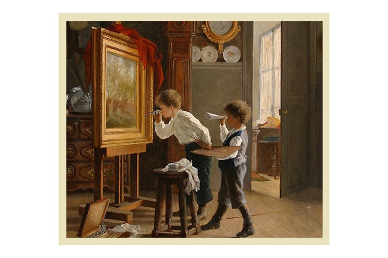 the young critic