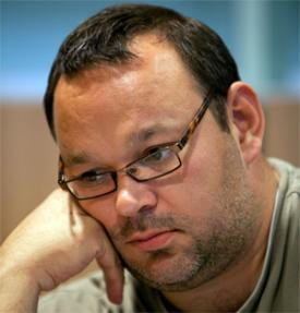 Leids kampioen 2003: Mark Thiele