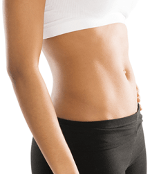 Flat abs image