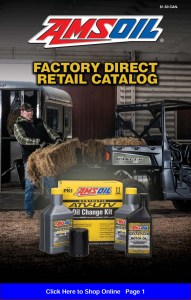 Canadian Amsoil retail catalog