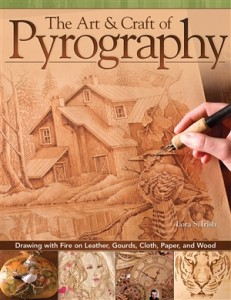 Arts and Crafts Pyrography by L S Irish