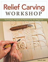 Relief Carving Workshop by Lora S. Irish