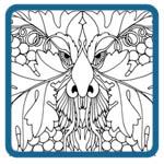 Wood spirit patterns by Lora S Irish